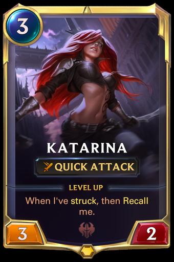 Katarina Card Image