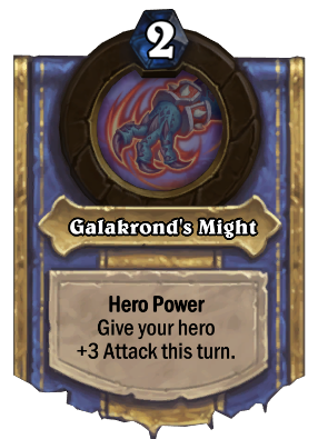 Galakrond's Might Card Image