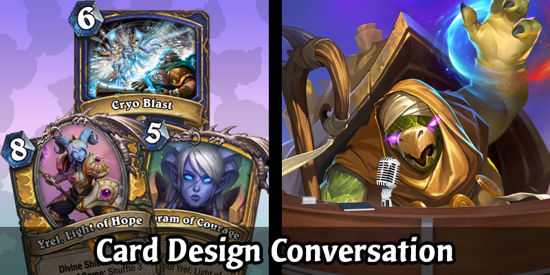 Card Design Conversation - Medley of Mechanics