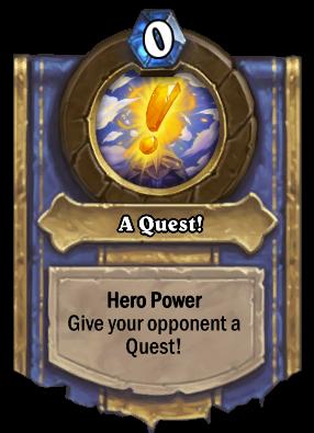 A Quest! Card Image