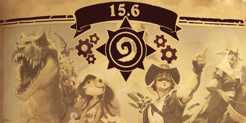 Hearthstone Patch 15.6 is now Live! Battlegrounds, Deathwing Hero, Warcraft Anniversary Event, Pre-Orders