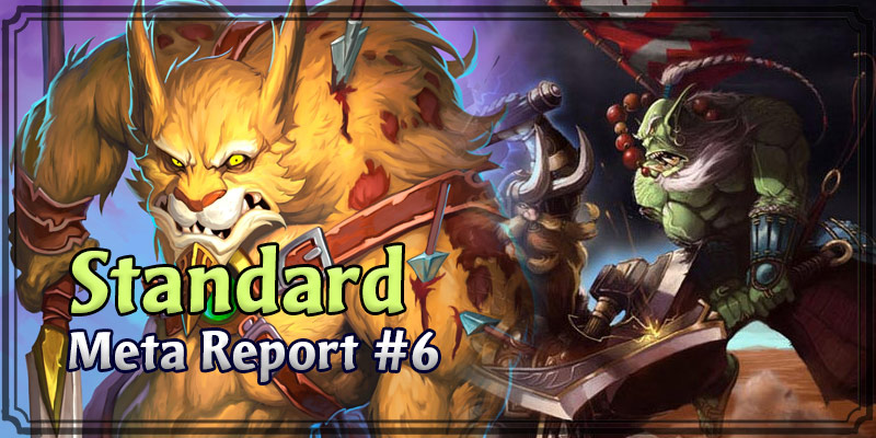 Standard Meta Report #6 - September 16, 2019 - September 23, 2019
