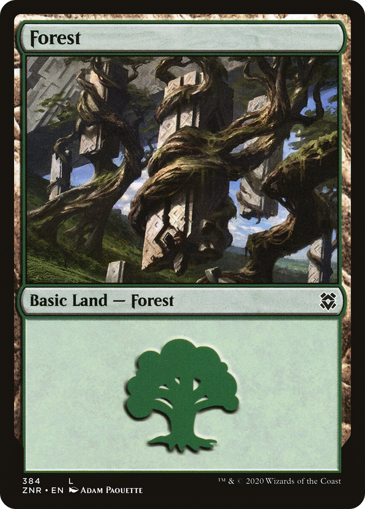Forest Card Image