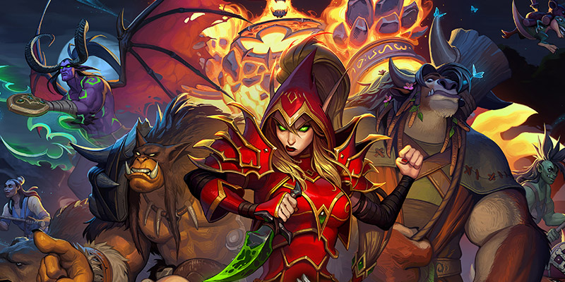 Hearthstone's Mercenaries Mode Will Release During Gryphon Phase 2, Before the Third Expansion
