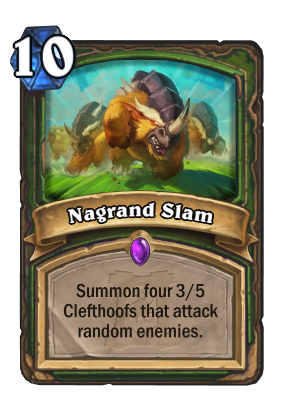 Nagrand Slam Card Image