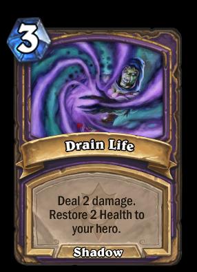 Drain Life Card Image