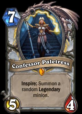 Confessor Paletress Card Image
