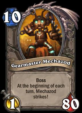 Gearmaster Mechazod Card Image