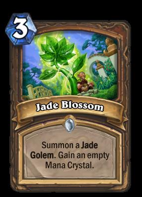 Jade Blossom Card Image