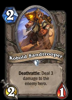 Kobold Sandtrooper Card Image