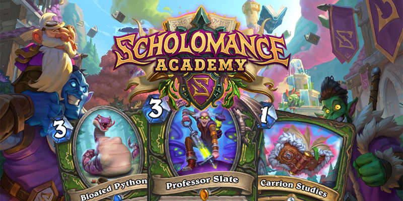 Our Thoughts on Hearthstone's Scholomance Academy Hunter Cards