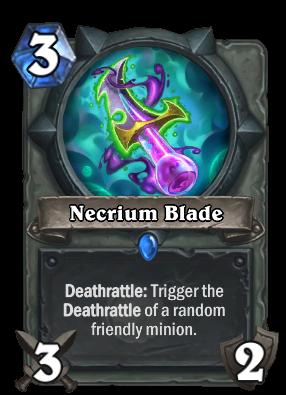 Necrium Blade Card Image