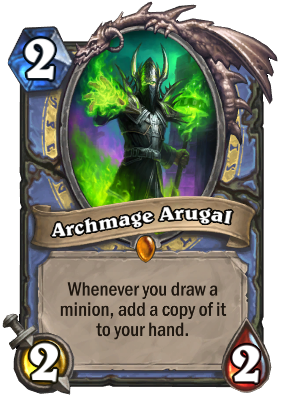 Archmage Arugal Card Image