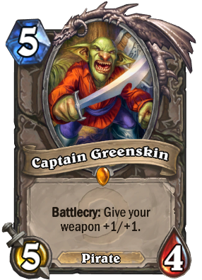 Captain Greenskin Card Image