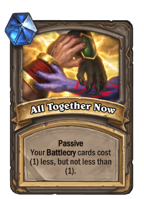 All Together Now Card Image