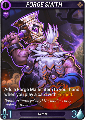 Forge Smith Card Image