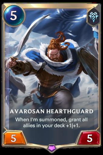 Avarosan Hearthguard Card Image