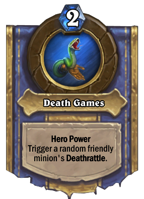 Death Games Card Image