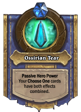 Ossirian Tear Card Image
