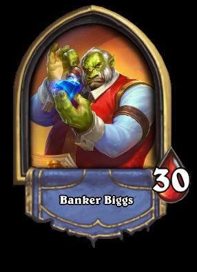 Banker Biggs Card Image