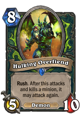 Hulking Overfiend Card Image