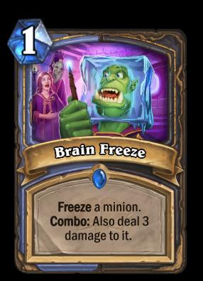 Brain Freeze Card Image