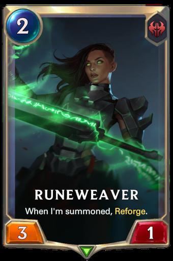 Runeweaver Card Image
