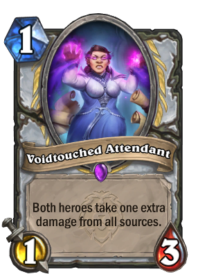 Voidtouched Attendant Card Image