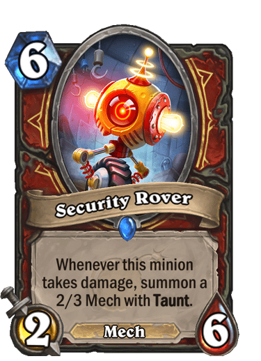 Security Rover Card Image