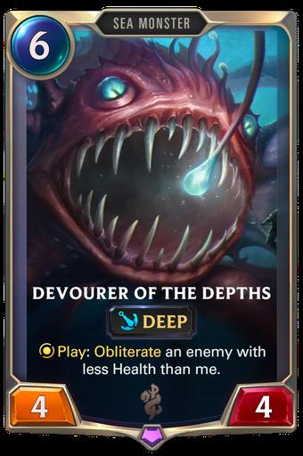 Devourer of the Depths Card Image
