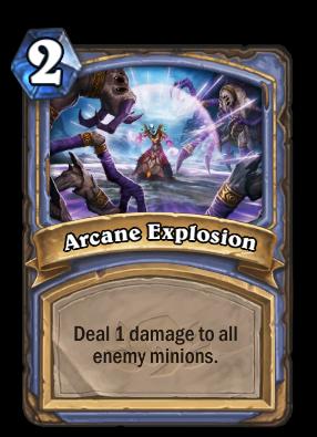 Arcane Explosion Card Image