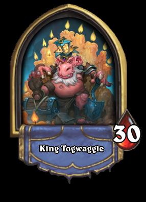 King Togwaggle Card Image