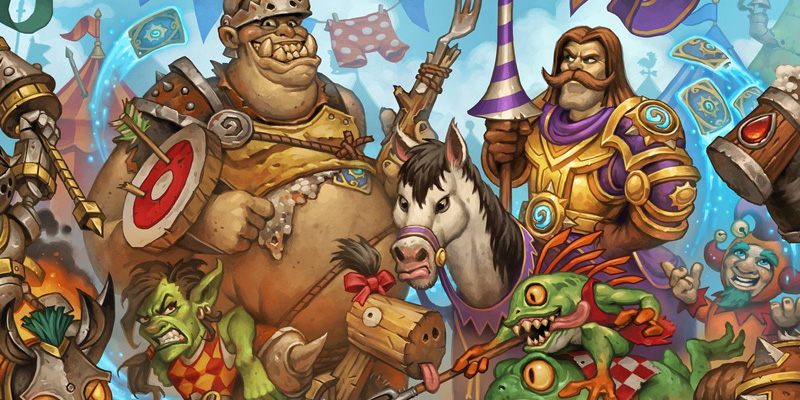 Hearthstone in China Gets Tournament Mode with Prizes