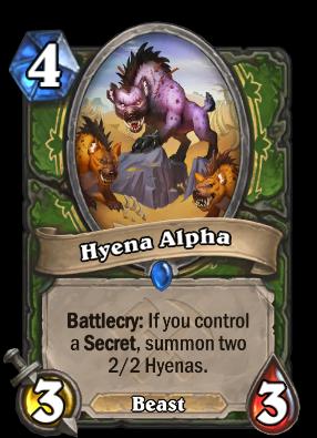 Hyena Alpha Card Image