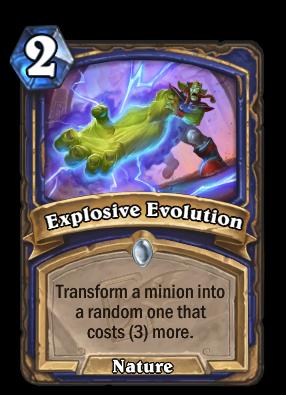 Explosive Evolution Card Image