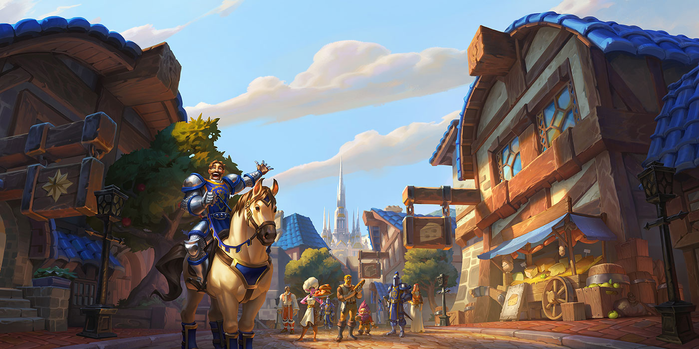 Awesome United in Stormwind Launch Decks from Hearthstone's Top Players and Streamers