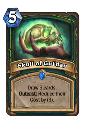 Skull of Gul'dan Card Image