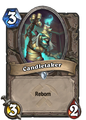 Candletaker Card Image