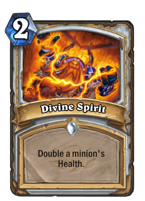 Divine Spirit Card Image