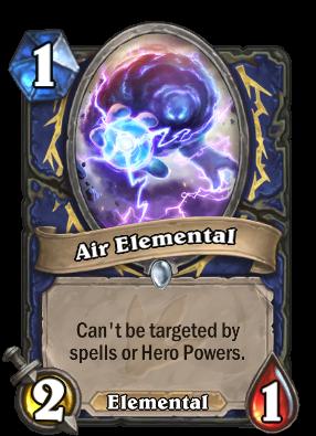 Air Elemental Card Image