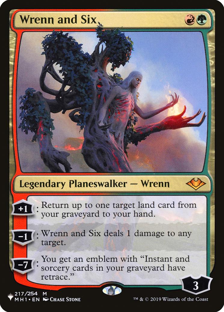 Wrenn and Six Card Image