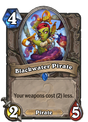 Blackwater Pirate Card Image