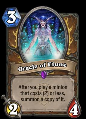 Oracle of Elune Card Image