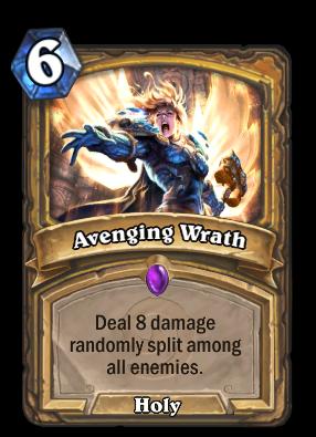 Avenging Wrath Card Image