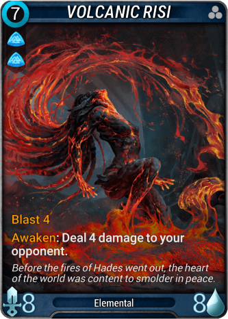 Volcanic Risi Card Image