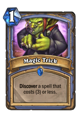 Magic Trick Card Image