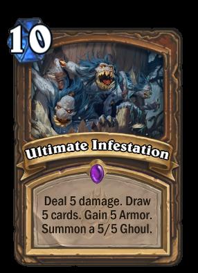 Ultimate Infestation Card Image
