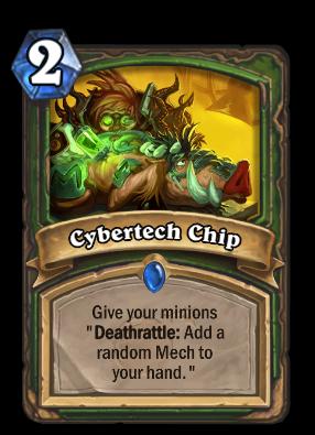 Cybertech Chip Card Image