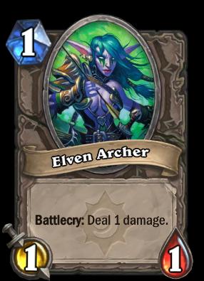 Elven Archer Card Image