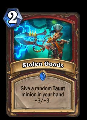 Stolen Goods Card Image